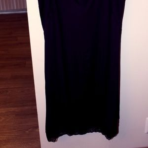 Glamour x Lane Bryant Slip Dress